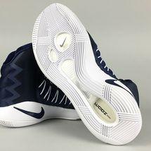 New Men's Nike Hyperdunk 2016 Basketball Shoe Size 11.5 Blue White 856483-442 image 5