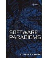 Software Paradigms [Hardcover] Kaisler, Stephen H. - $86.13