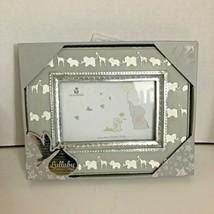 SicuraKids Picture Frame  6x4 Elephants Giraffes Lions Baby Toys R'Us Ba... - $10.80