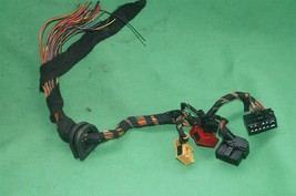 AUDI A4 S4 CABRIOLET COMFORT CONVENIENCE CONTROL MODULE CCM Wire Harness Plugs