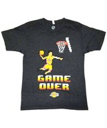 """Sports Crate LOOT CRATE Limited Edition NBA LA Lakers """"Game Over"""" T-shirt (M) - $17.77"""