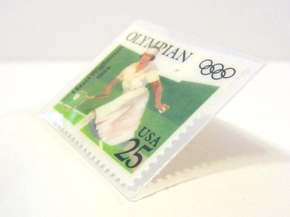 Vintage OLYMPIAN pin/brooch