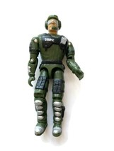 """Vtg The Corps Green Justin Case Military Soldier 3.75"""" Action Figure 199... - $12.86"""