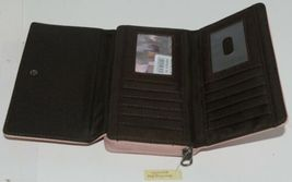 Montana West Collection MW678G 8284 Medium Faux Leather Pink Conceal Carry Purse image 5