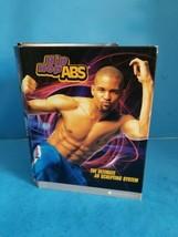 Hip Hop ABS Beachbody Shaun T 3 Disc DVD Set Ultimate Ab Sculpting System - $14.01