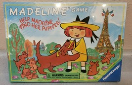 Ravensburger Madeline Memory Board Game Help Her Find Her Puppies - $15.19