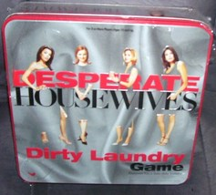 DESPERATE HOUSEWIVES DIRTY LAUNDRY Board Game N... - $29.96