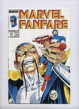 Marvel Fanfare #32 (Is This the Way the World Ends?, May 1987) [Comic] [Jan 01,  - $3.91