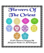 Flowers Of The Orient V.1 HK Graphs MK DAK - $2.40