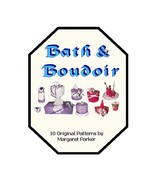 Bath and Boudoir Elegant Machine Knit ePatterns - $1.80