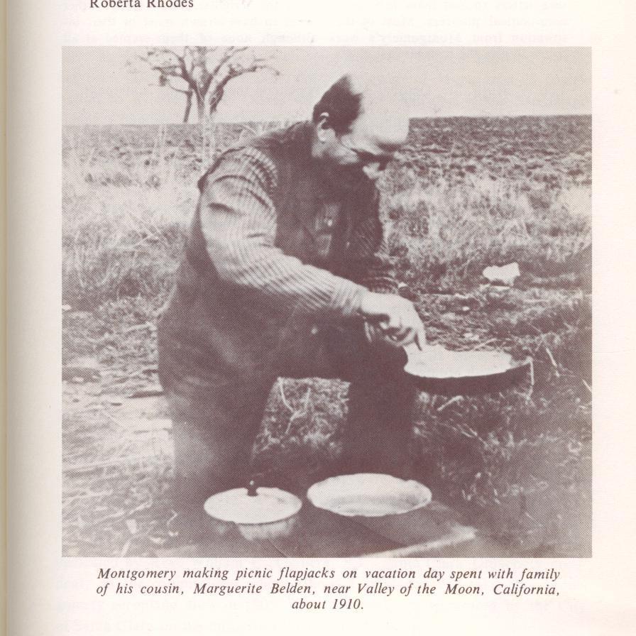 JOHN JOSEPH MONTGOMERY: FATHER OF BASIC FLYING  1967  scarce biography