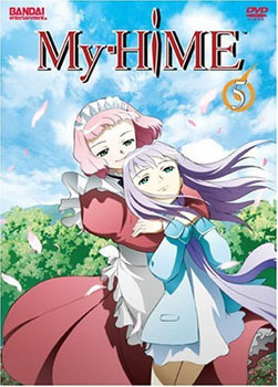 My-Hime Vol. 05 DVD Brand NEW!