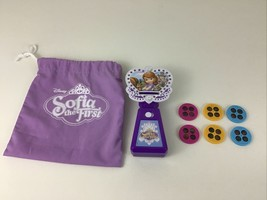 Disney Sofia The First Movie Theater Projector Drawstring Bag 09 Reader'... - $16.88