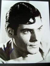 "CHRISTOPHER REEVE ""SUPERMAN"" AUTOGRAPH PHOTO - $395.01"