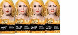 Splat 1 Wash Temporary Hair Dye, Mango Mash Orange(pack of 4) - $29.99