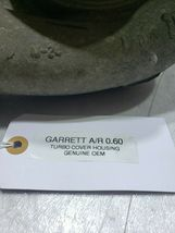 TURBO HOUSING GARRETT FRONT A/R 60 OEM GENUINE image 6