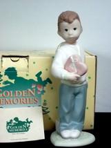 Lladro Golden Memories Heartfelt Friend Figurine MIB - $35.64