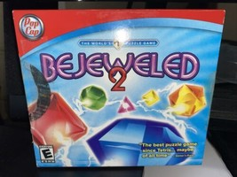 Bejeweled 2 PC Puzzle Game New/Sealed PopCap Games Hard to Find Retail V... - $13.86