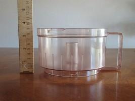 Hamilton Beach Emmie Food Processor 544 Workbowl Replacement Part 917B A... - $13.99