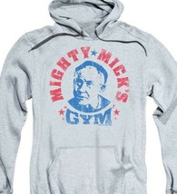Rocky Mighty Micks Gym Graphic Hoodie Retro 70s 80s Movie Balboa Boxing MGM113 image 2
