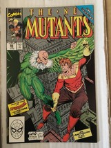 New Mutants #86 Marvel Comic Book 1990 NM Liefeld / Todd McFarlane 1st C... - $35.99