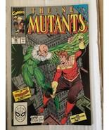 New Mutants #86 Marvel Comic Book 1990 NM Liefeld / Todd McFarlane 1st C... - $35.99