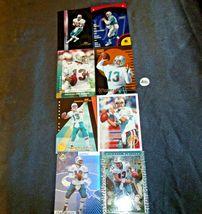 Dan Marino # 13 Miami Dolphins QB Football Trading Cards AA-19FTC3003 Vintage Co image 12