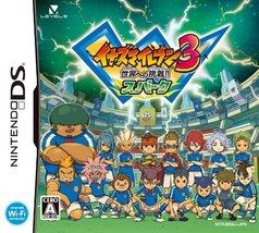 Inazuma Eleven 3: Sekai e no Chousen!! Spark [Japan Import] [Nintendo DS] - $21.92