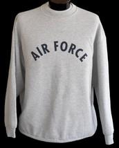 Vintage 90s Air Force Sweatshirt Military Crewneck Basic Training XL to XXL - $39.59