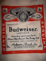 Budweiser Symbol iron-on from the early 1970s - $5.74