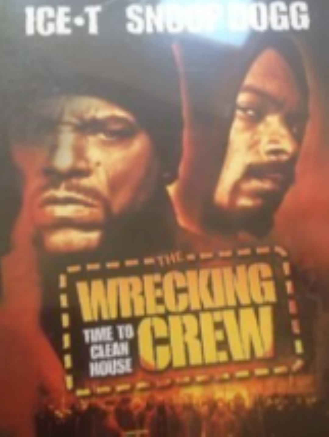 The Wrecking Crew: Time to Clean House Vhs