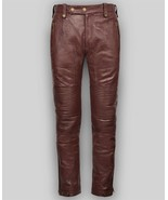 Designer men leather pant - $290.00+