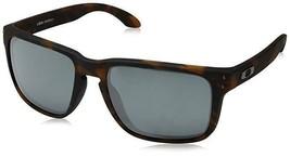 Oakley Holbrook XL Matte Brown Tortoise w/ PRIZM Black Sunglasses - $153.00