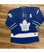 Toronto Maple Leafs John Tavares 91 NHL Adidas Men's Hockey Jersey Sz 52 - $72.26
