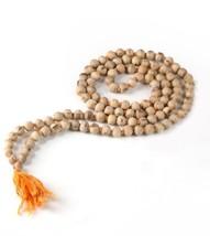 Mala Roary Tulsi Japa Beads 8.5mm Quality 108 Bead Meditation Prayer Hol... - $18.70