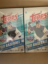 2011 Topps Series 2 Baseball Factory Sealed Hobby Box 12 boxes available - $65.17