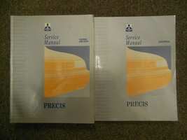 1994 Mitsubishi Precis Service Repair Shop Manual 2 Vol Set Factory Oem Book 94 - $23.75