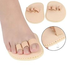 Toe Straightener Hammer Toes Corrector Pack of 2 3 Holes for Claw Toe Mallet Toe