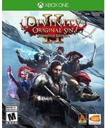 Divinity: Original Sin 2 - Xbox One Definitive Edition [video game] - $24.67