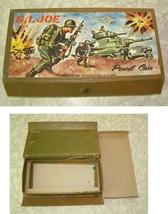 GI Joe Pencil Case Hasbro 1960s G.I. Joe - $24.99