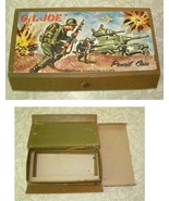 GI Joe Pencil Case Hasbro 1960s G.I. Joe - $24.99