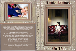 ANNIE LENNOX - ON TV DVD - $23.50