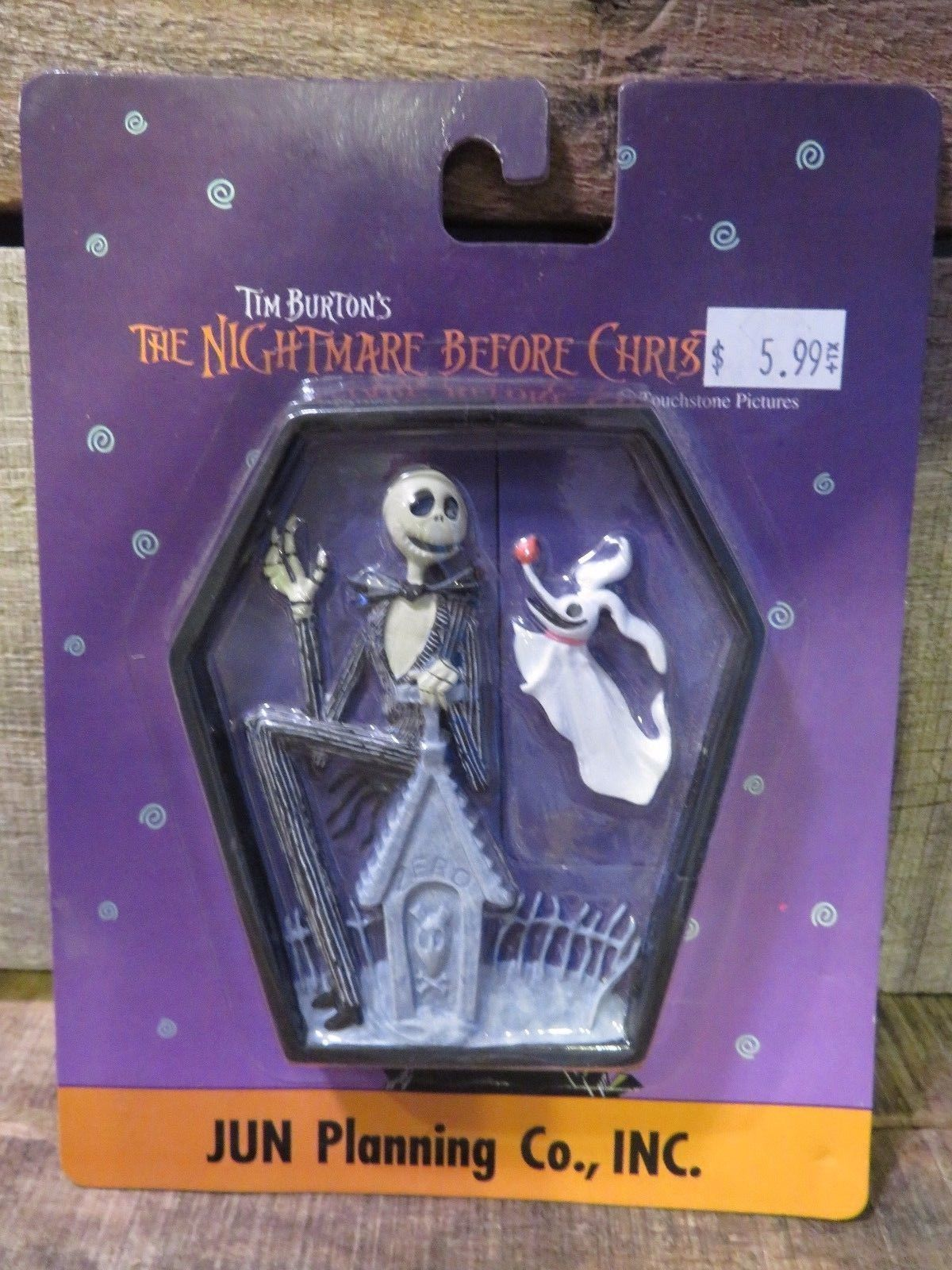JACK Zero Puzzle Magnet Nightmare Before and 24 similar items