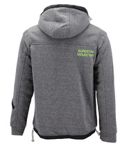 Boys Juniors Athletic Hoodie Sherpa Lined Kids Toddler Sweater Zipper Jacket image 6