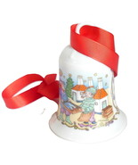 Hutschenreuther Baltic Sea Island Christmas Bell Ornament Germany Ole Wi... - $11.95