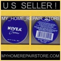 FREE S&H! US SELLER! NIVEA CREME SKIN MOISTURIZER TIN PURSE TRAVEL SIZE ... - $6.19