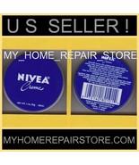 FREE S&H! US SELLER! NIVEA CREME SKIN MOISTURIZER TIN PURSE TRAVEL SIZE ... - $6.19