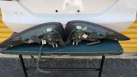 2013-16 Ford Fusion Trunk Lid & Tail Lights L&R w/o Camera image 9