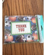 American Greetings 10 Count Thank You Notes Blank Inside  Ships N 24h - $4.94