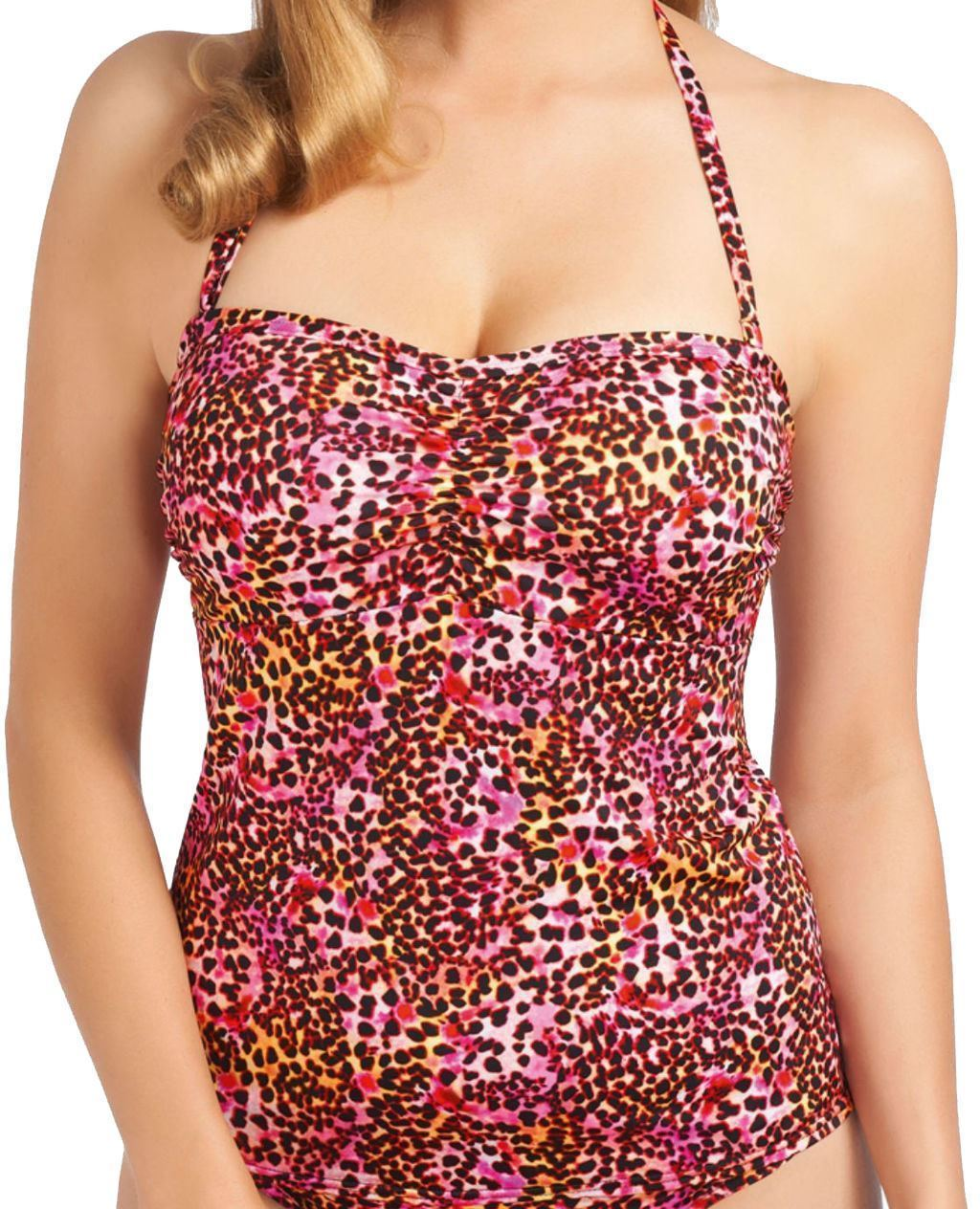 Primary image for Freya Wild Side AS3322 W Underwired Bandeau Tankini Top